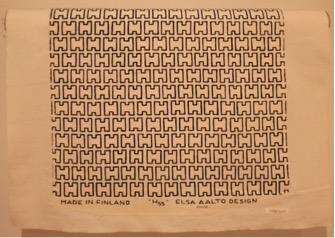 Elissa Aalto textile
