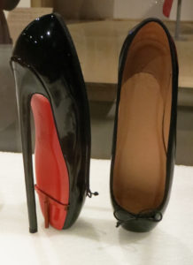 064 Contemporary Louboutin